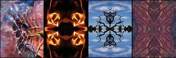 Larr Kelly 4 elements
