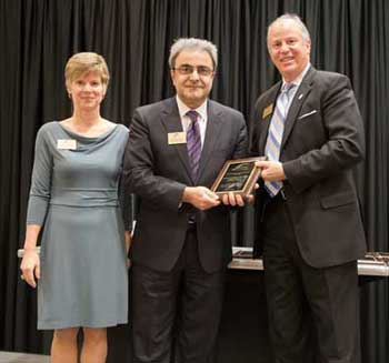 GW Virginia Science & Technology Campus Finalist in New Community Leadership Awards