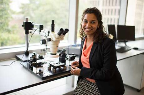 Assistant Professor Saniya LeBlanc