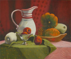 Summer Harvest II By Ann Noel