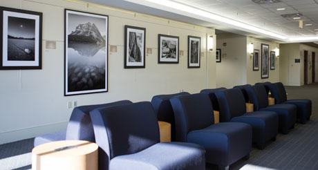 Art Gallery Enterprise Hall, First Floor