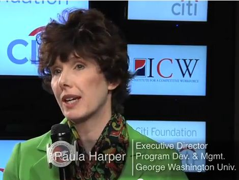 Importance of Business Engagement in Education: GW's Teachers in Industry Project Featured at U.S. Chamber of Commerce