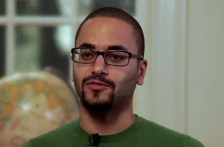 ECE Doctoral candidate Hatem ElBidweihy