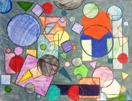 by Hope VanTuyle, Grade 3, John W. Tolbert Elementary School