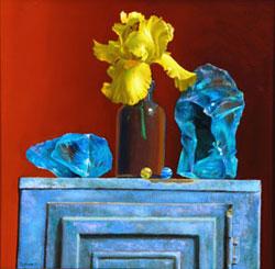 Iris by Kurt Schwarz