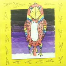 LCPS Students Exhibit Artwork at GW (February-May 2013)
