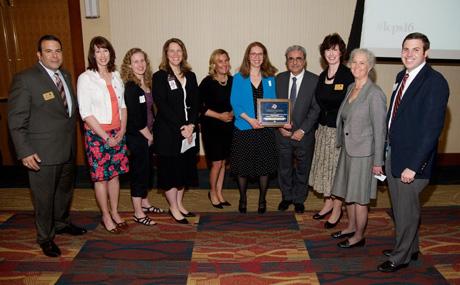 School Business Partnership Breakfast Awards Ceremony