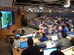 GW Hosts CHREC Workshop and Board Meeting
