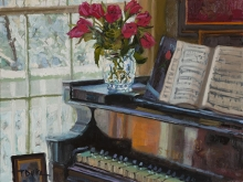 Teresa Duke painting