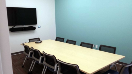 Discovery Hall conference room