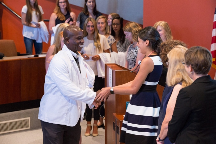 SON White Coat Ceremony