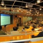 auditorium, presenter