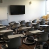 new medium size classroom