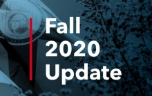 Fall 2020 update, GW seal in background