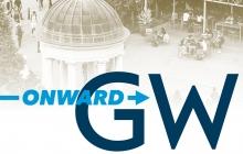 Onward GW with blue right arrow