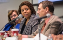 Diana Burley Speaks at Cybersecurity Workforce event