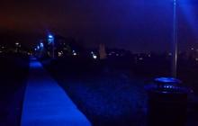 VSTC Lights it Up Blue