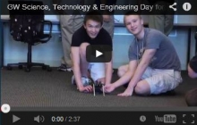 Loudoun County High School Students Participate in Science, Technology & Engineering Day