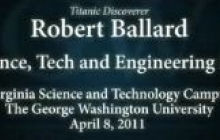 Science, Technology, and Engineering Day Features Explorer and Scientist Dr. Robert Ballard