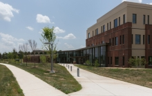 New Building at VSTC