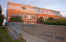 Exploration Hall at VSTC