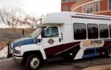 New WFC Express Shuttle Schedule