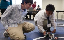 Robotics Workshop at STE Day