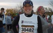 GW Nursing Students Support Blood Drive Initiative at Marine Corps Marathon