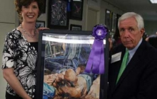 Rep. Wolf, Ms. Harper, and Best of Show 2012 image
