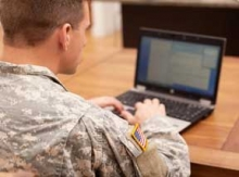 Cyber Academy--man with computer