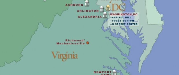 Virginia locations
