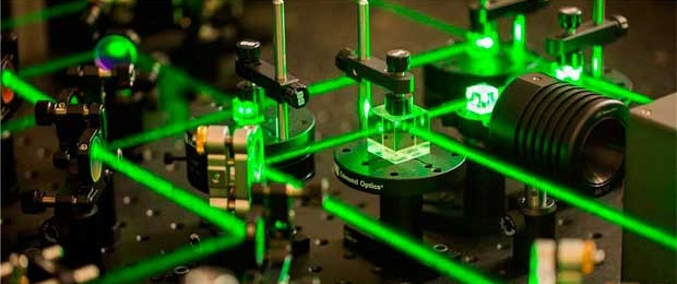 lasers-shake table - nuclear reactor core experiment