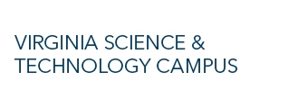 GW Virginia Science and Technology Campus brand image